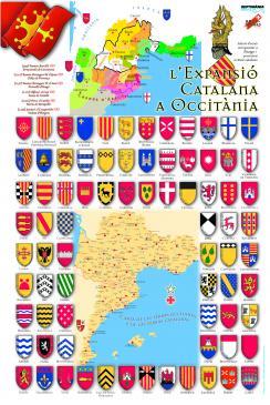 L'expansió catalana a Occitània