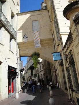 02.10.2009 Entrada al molt recomanable Musée Languedocien. Accés pel carrer Jacques Coeur (al centre històric)            Montpeller -  Jordi Bibià