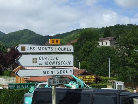 26.03.2008 Senhals  Cap a Montsegur -