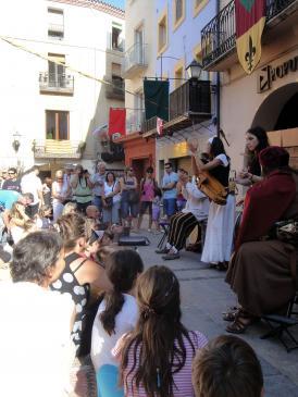 12.09.2010 Contes i música pels petits.            Castelló d'Empúries -  Jordi Bibià