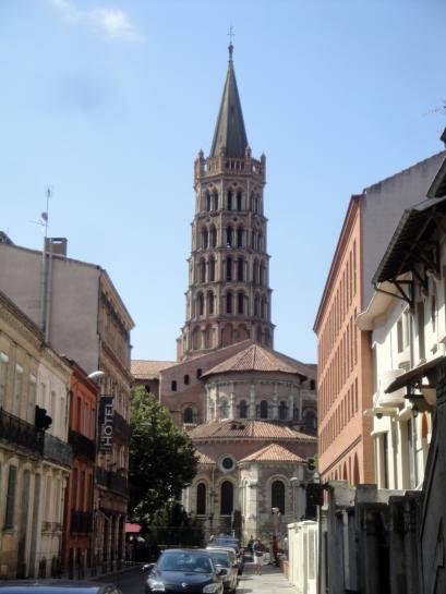 06.09.2011 Sant Serni de Tolosa.  Tolosa del Llenguadoc -  Jordi Bibià