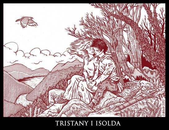 22.01.2012 Tristany i Isolda a la forest.  -  Jordi Bibià