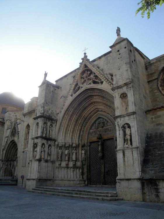 19.06.2012 Basílica de Santa Maria  Morella -  Jordi Bibià