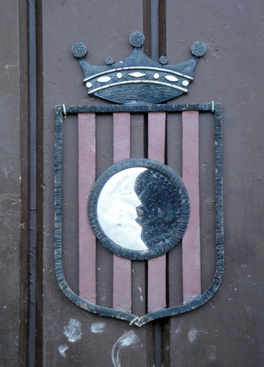 19.06.2012 Escut de la vila de Tírvia  Tírvia -  Jordi Bibià