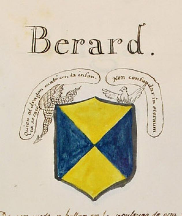 11.04.2013 ELS BERARDOriginaris de Burgos, varen passar a la conquesta de Mallorca. Amb una curios ainscripció on diu: