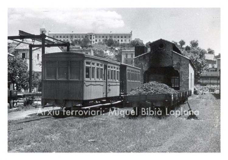 Arxiu fotogràfic ferroviari