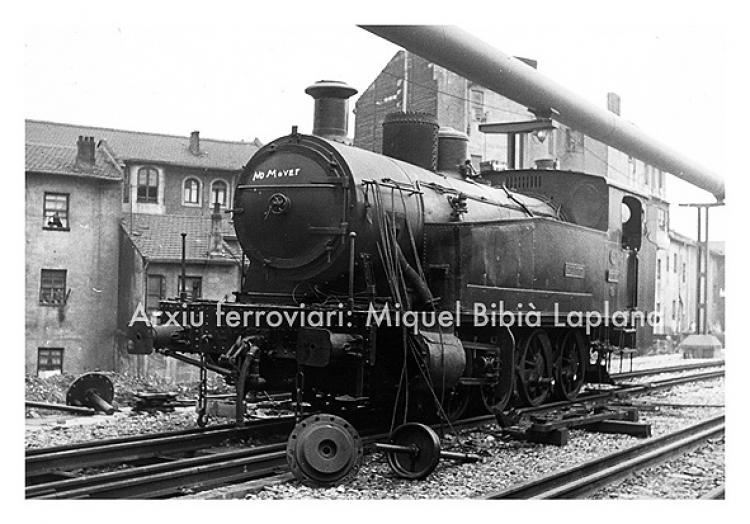 19.10.2013 1.4.0. Consolidation. Any 1910. Ferrocarril de Triano.  -  Miquel Bibià Laplana