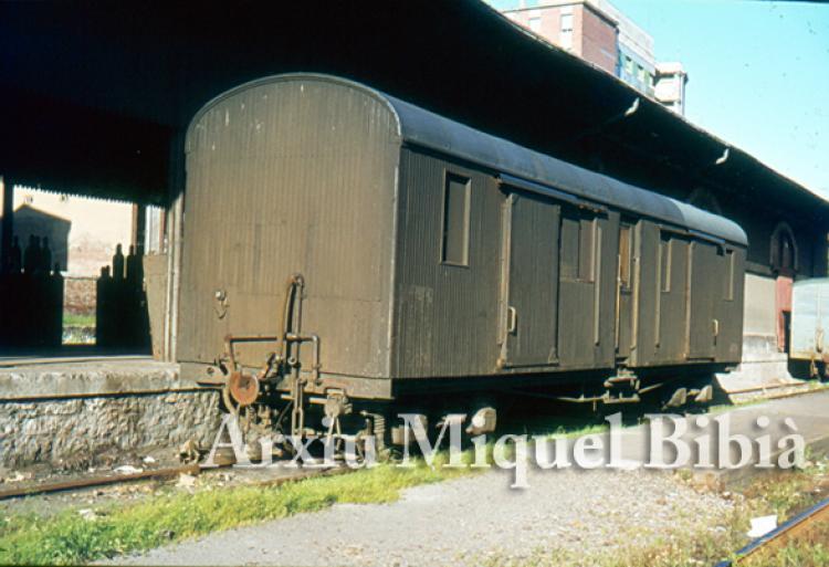 30.11.-0001 Ferrocarril de la Robla  Lleó -  Miquel Bibià