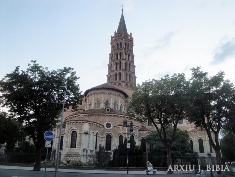 02.09.2011 Sant Serni.  Tolosa del Llenguadoc -  Jordi Bibià
