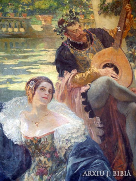02.09.2011 Altra representació de la ciutat dels jocs florals.  Capítol de Tolosa del Llenguadoc. -  Jordi Bibià