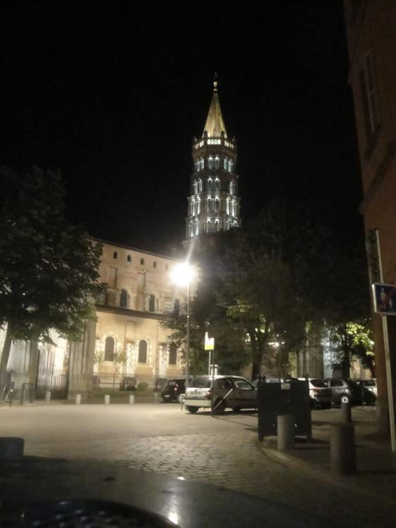 02.07.2013 Sant Serni.  Tolosa del Llenguadoc. -  Jordi Bibià