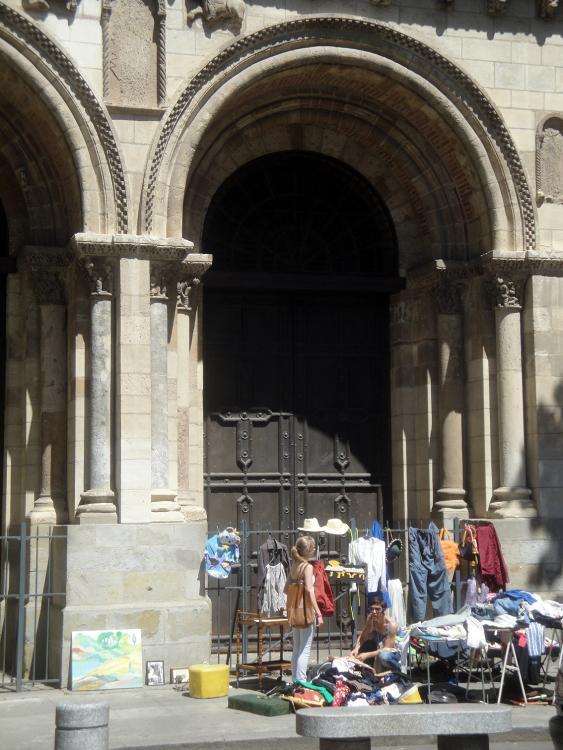 02.07.2013 I els divendres mercat de vell.  Tolosa del Llenguadoc. -  Jordi Bibià