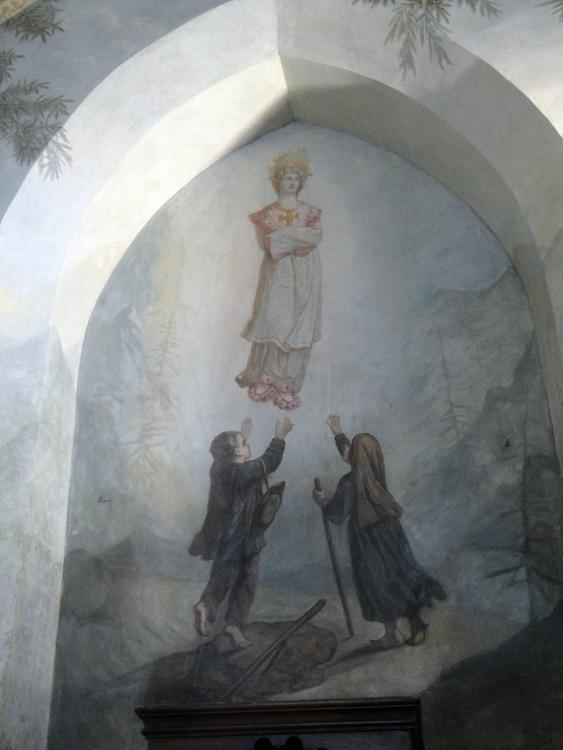 07.07.2013 Altra representació del miracle de Lourdes.  Muret. -  Jordi Bibià