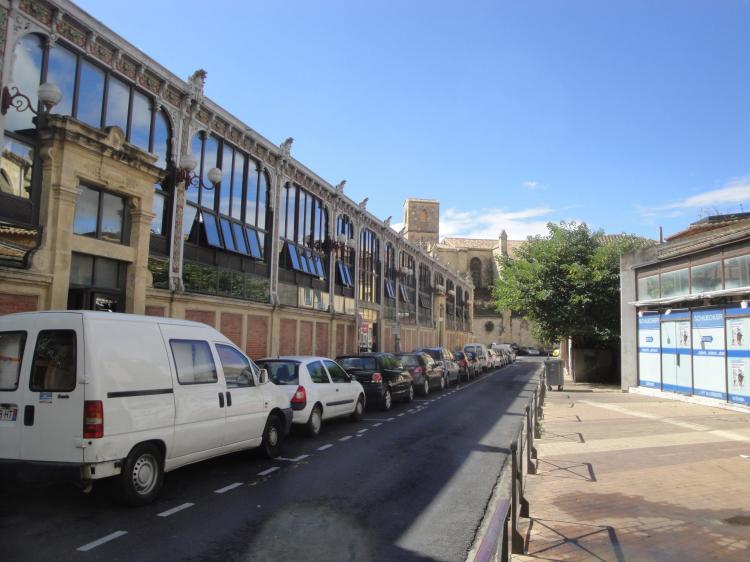 28.08.2010 Mercat.  Narbona -  Jordi Bibià