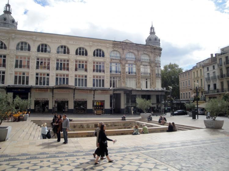 28.08.2010 Un altre aspecte de la Via Domitia.  Narbona -  Jordi Bibià