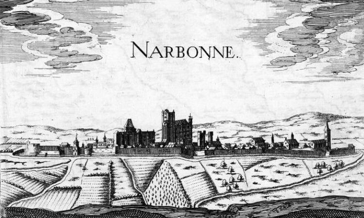 07.09.2014 Gravat de l'any 1652.  Narbona -  Christophe Tassin