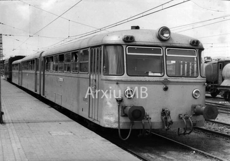 30.11.-0001 Ferrobús  -  Miquel Bibià