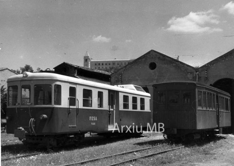 30.11.-0001 Lo trenet de Tortosa. Dues èpoques.  -  Miquel Bibià