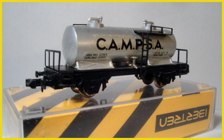 11.10.2014 Cisterna CAMPSA. Ibertren.  -  Jordi Bibià