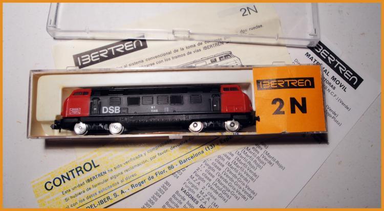 12.10.2014 Locomotora BB de la DB. 2N. Ibertren.  -  Jordi Bibià