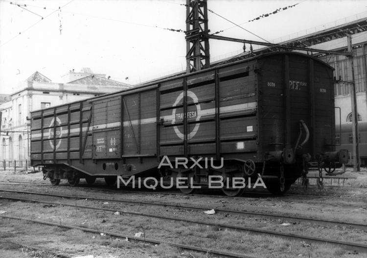 13.10.2014 Vagó Transfesa.  -  Miquel Bibià Laplana