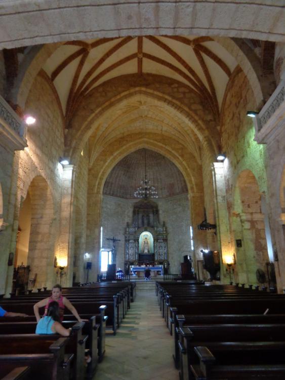 15.12.2013 Església de Las Mercedes.  Santo Romingo. República Dominicana. -  Jordi Bibià