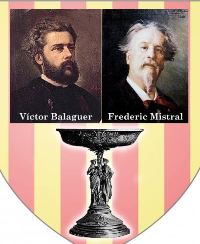 28.05.2015 Víctor Balaguer i Frederic Mistral. A sota, la Copa Santa.  -  Autor