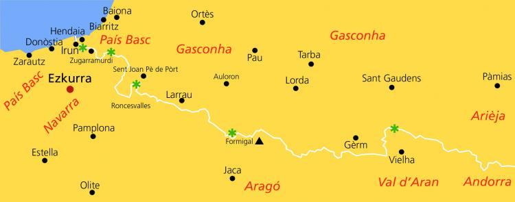 30.05.2015 Localització d'Ezcurra a Navarra  Ezcurra -  Jordi Bibià