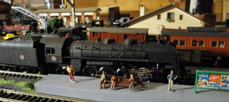 06.12.2016 Locomotora Freishmann. ho  -  Autor