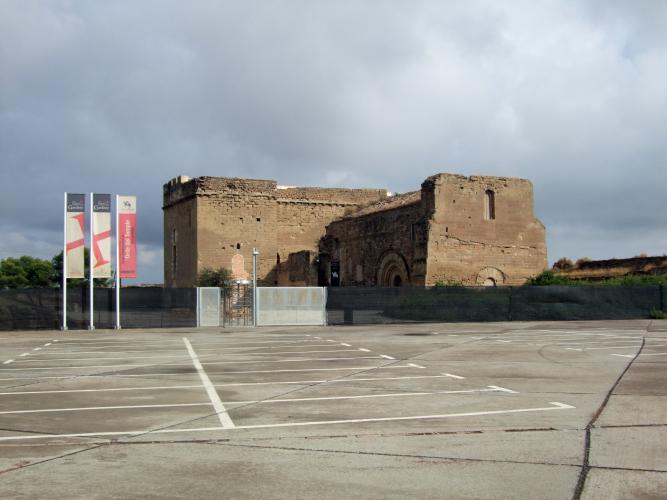 18.05.2017 Castell templer de Gardeny.  Lleida -  Jordi Bibià