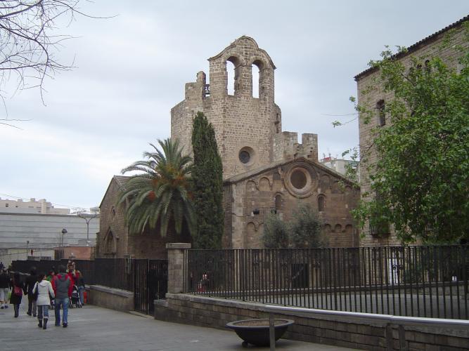 23.05.2017 Sant Pau del Camp  -  Jordi Bibià