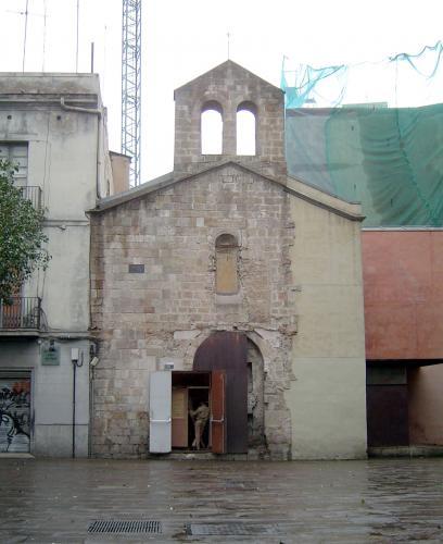 24.09.2017 Capella de Sant Llàtzer.  Barcelona -  Jordi Bibià