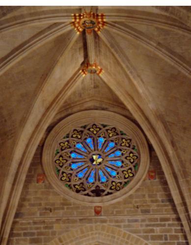 27.11.2017 Rosetó de l'església.  Sant Mateu. -  Jordi Bibià