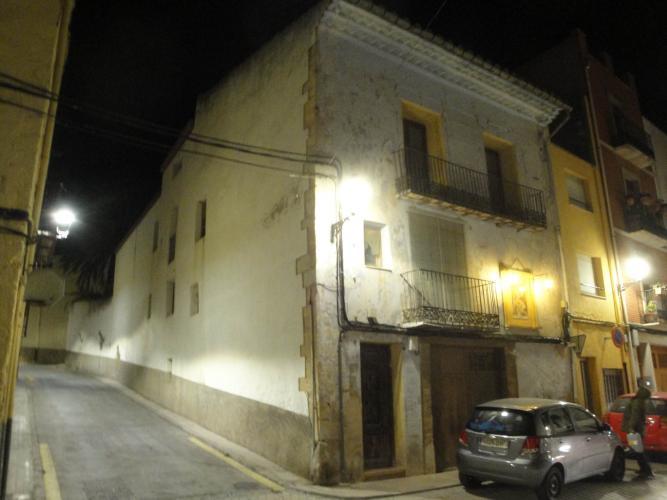 27.11.2017 La casa de Pere Mauri.  Sant Mateu. -  Jordi Bibià