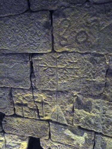 11.05.2018 Interior de la torre.  Castell de Verdú -  Jordi Bibià