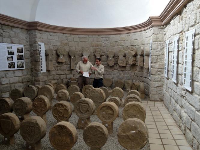 01.07.2018 Vista parcial del conjunt.  Capella de Santa Magdalena. -  Jordi Bibià