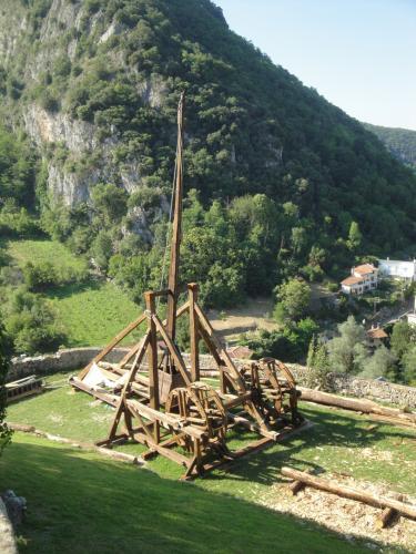 29.07.2018   Castell de Foix. -  Jordi Bibià