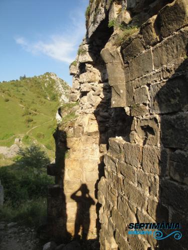 02.08.2018 Arrencament d'arcs en l'entrada al castell.  Rocafixada -  Jordi Bibià