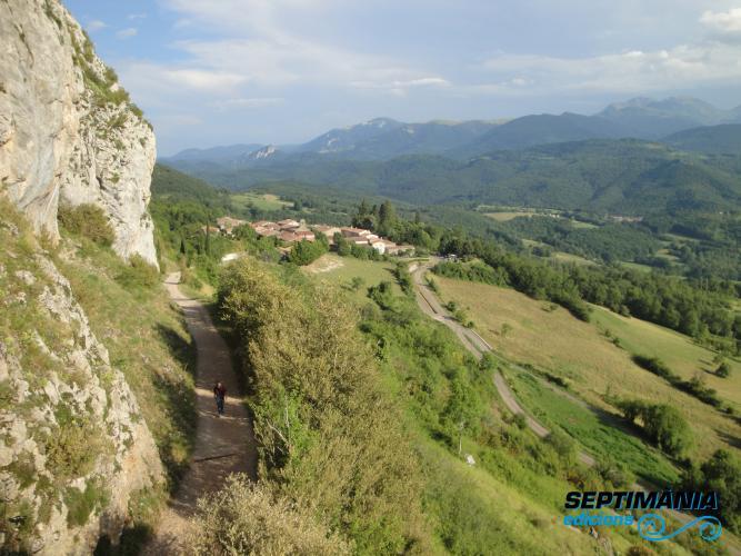 02.08.2018 El camí d'ascens  Rocafixada -  Jordi Bibià