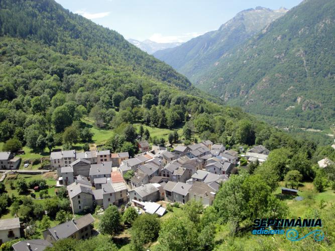 04.08.2018 El poble d'Olbier  -  Jordi Bibià