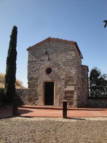 01.08.2019 La capelleta de l'antic cementiri.  -  Jordi Bibià