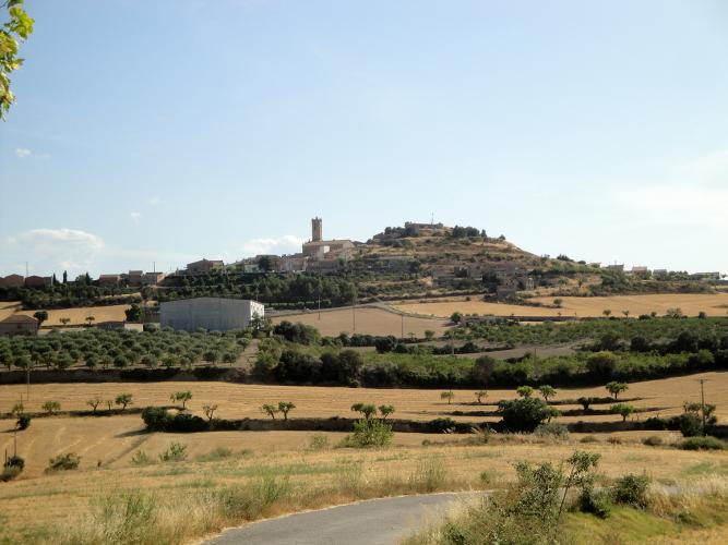 Castell - comanda templera de Granyena de Segarra