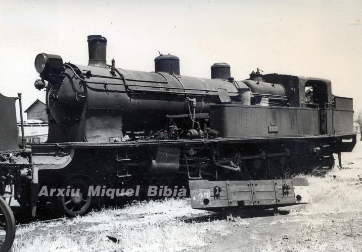 27.08.2019 NORTE 4201-4206. STC. Alsacienne de Cia Ma. 1913. 1585CV  -  Miquel Bibià Laplana
