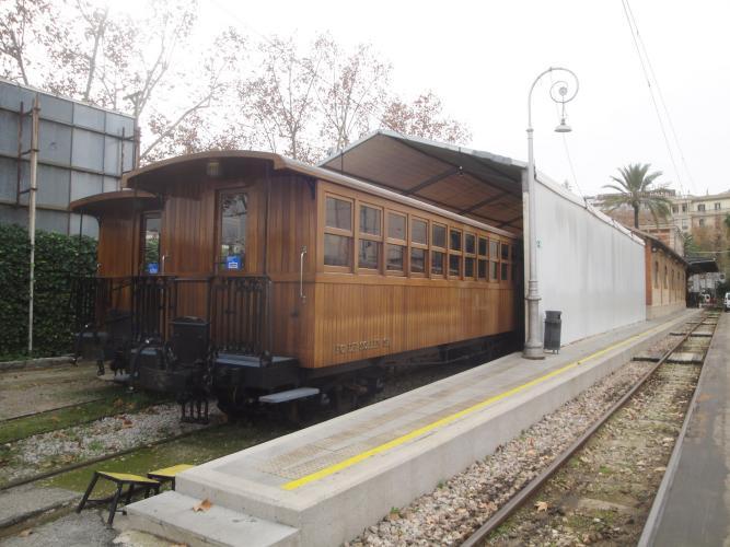 26.12.2019 Tren de Sóller  -  Jordi Bibià