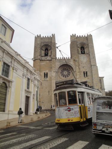 28.12.2019 La Catedral de Sé.  Lisboa -  Jordi Bibià