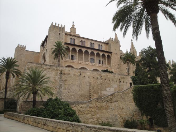 02.01.2020 Palau de l'Almudaina.  Palma de Mallorca -  Jordi Bibià