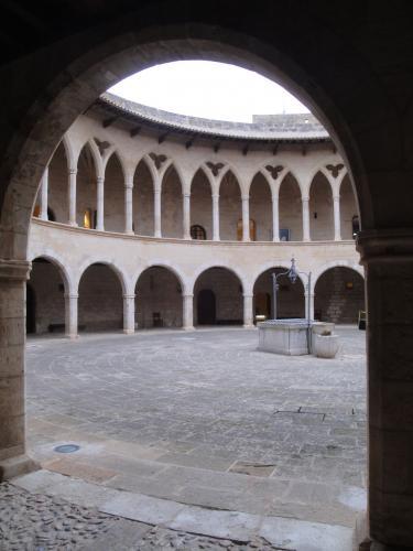 02.01.2020 Castell de Bellver.  Palma de Mallorca -  Jordi Bibià