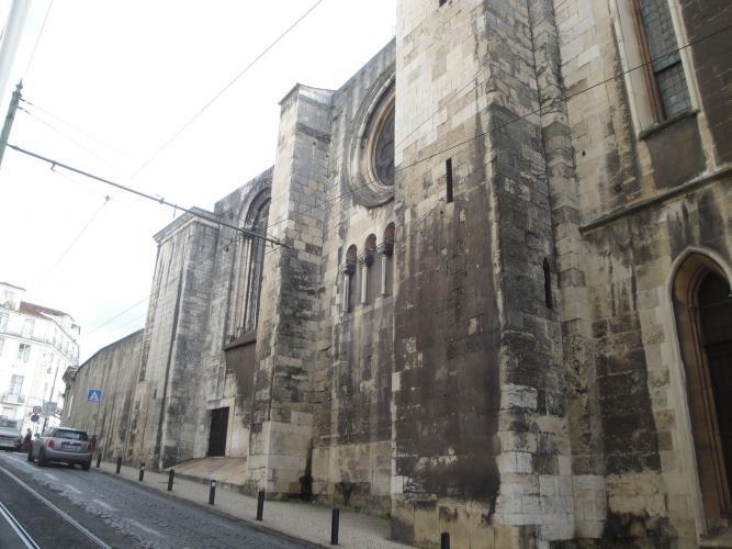 03.01.2020 Lateral de la catedral.  -  Jordi Bibià
