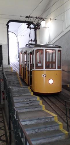 04.01.2020 Ascensor de Bica.  Lisboa -  Jordi Bibià