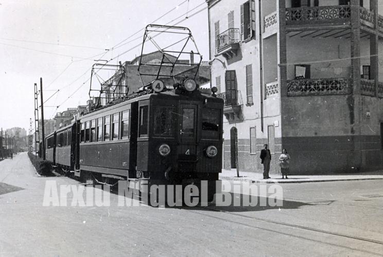 24.01.2020 El tren de Sóller.  Palma de Mallorca -  Miquel Bibià Laplana